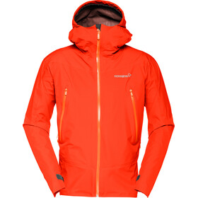 Norrøna Falketind Gore-Tex Jacket Men orange